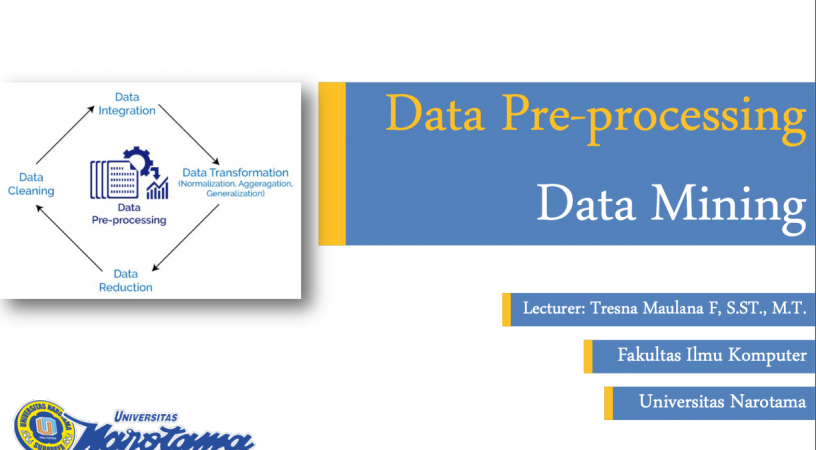 Teknik Preprocessing dan Praktek Imputasi Missing Values