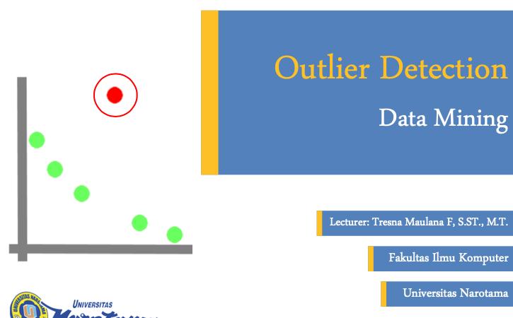 Outlier Detection Menggunakan Metode Statistik dan InterQuartile